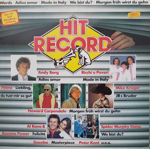 Bild Various - Hit Record (LP, Comp) Schallplatten Ankauf