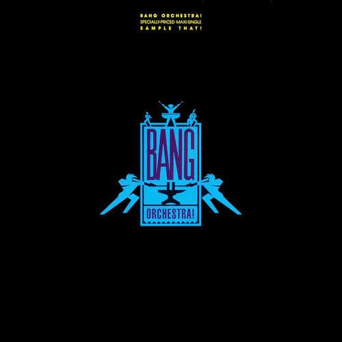 Bild Bang Orchestra! - Sample That! (12, Maxi) Schallplatten Ankauf