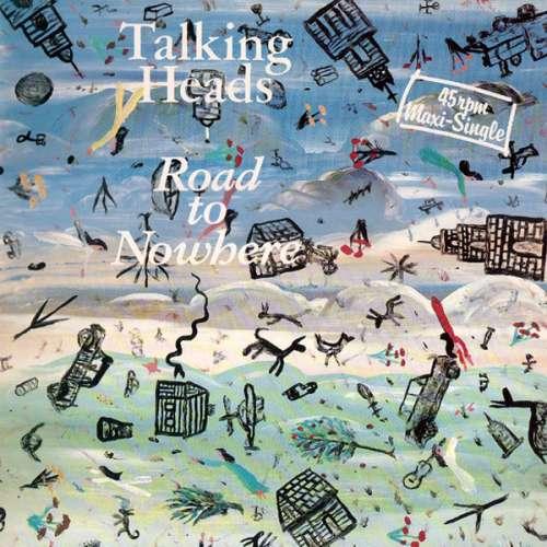Cover Talking Heads - Road To Nowhere (12, Maxi) Schallplatten Ankauf