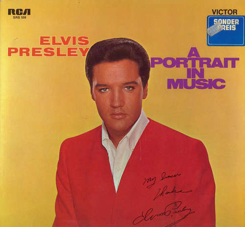 Cover Elvis Presley - A Portrait In Music (LP, Comp, Gat) Schallplatten Ankauf