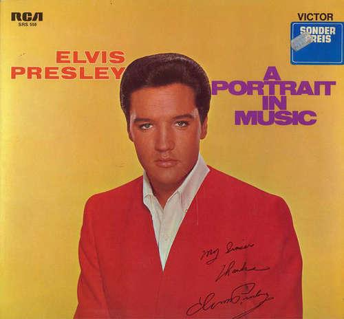 Cover Elvis Presley - A Portrait In Music (LP, Comp, RE, Gat) Schallplatten Ankauf