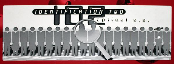 Cover Identification Two - Optical E.P. (12, EP) Schallplatten Ankauf