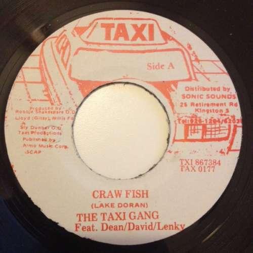 Bild The Taxi Gang - Craw Fish (7) Schallplatten Ankauf