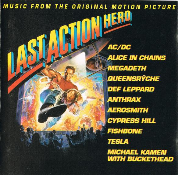 Cover Various - Last Action Hero (Music From The Original Motion Picture) (CD, Album, Comp) Schallplatten Ankauf