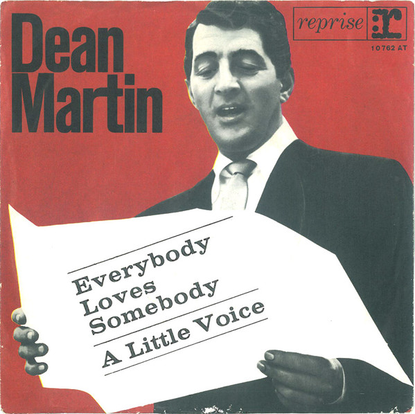 Bild Dean Martin - Everybody Loves Somebody / A Little Voice (7, Single) Schallplatten Ankauf