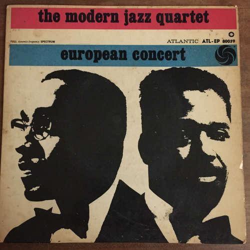Bild The Modern Jazz Quartet - European Concert (7, EP) Schallplatten Ankauf