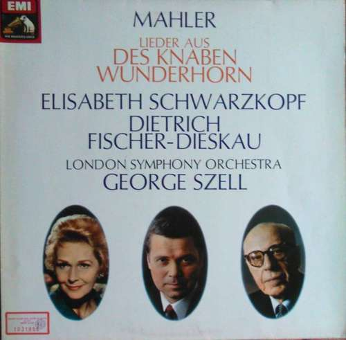 Bild Mahler* - Elisabeth Schwarzkopf - Dietrich Fischer-Dieskau - London Symphony Orchestra*, George Szell - Lieder Aus Des Knaben Wunderhorn (LP, Album) Schallplatten Ankauf