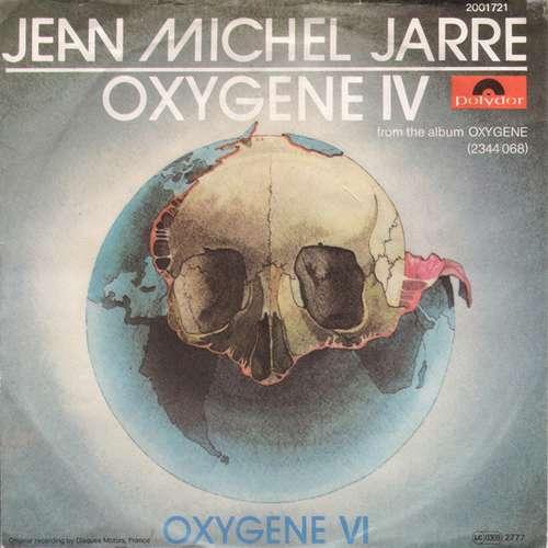 Bild Jean Michel Jarre* - Oxygene IV (7, Single) Schallplatten Ankauf