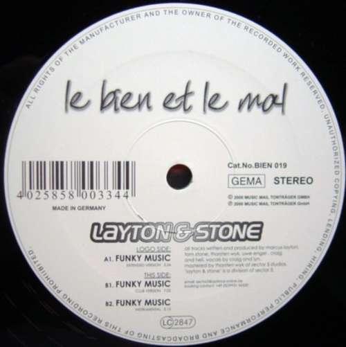 Bild Layton & Stone - Funky Music (12) Schallplatten Ankauf