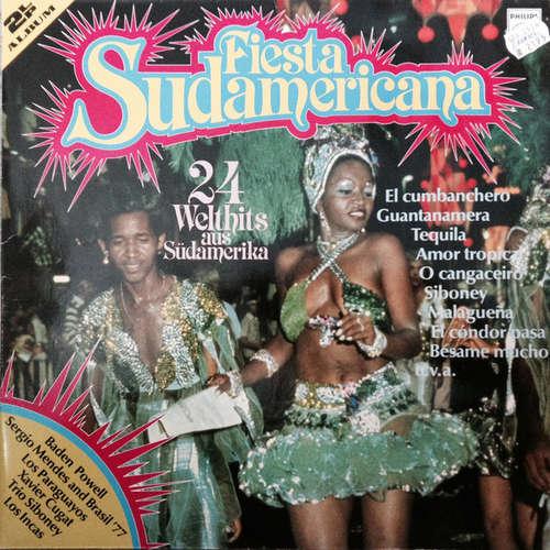 Cover Various - Fiesta Sudamericana - 24 Welthits Aus Südamerika (2xLP, Comp, Smplr) Schallplatten Ankauf