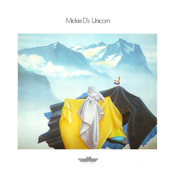 Cover zu Mickie D's Unicorn - Mickie D's Unicorn (LP, Album) Schallplatten Ankauf