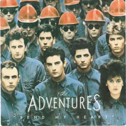Bild The Adventures - Send My Heart (7, Single) Schallplatten Ankauf