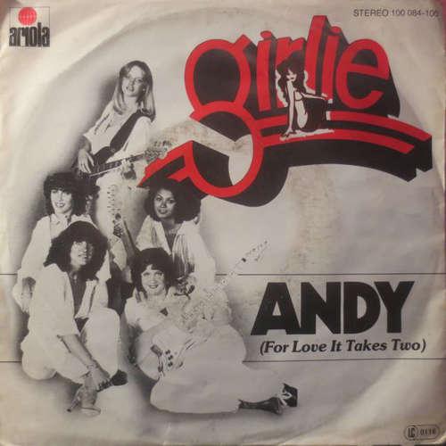 Bild Girlie - Andy (For Love It Takes Two) (7, Single) Schallplatten Ankauf