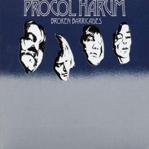 Bild Procol Harum - Broken Barricades (LP, Album, Gat) Schallplatten Ankauf