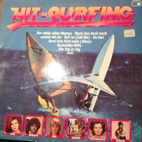 Cover Various - Hit-Surfing (LP, Comp) Schallplatten Ankauf