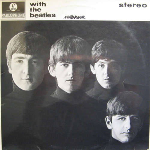 Cover The Beatles - With The Beatles (LP, Album, RE, Fre) Schallplatten Ankauf