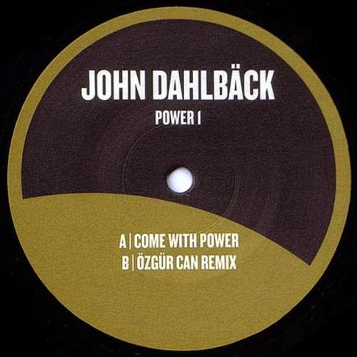 Cover John Dahlbäck - Power 1 (12) Schallplatten Ankauf