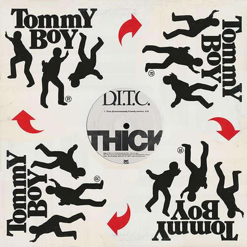 Bild D.I.T.C. - Thick (12, Promo) Schallplatten Ankauf