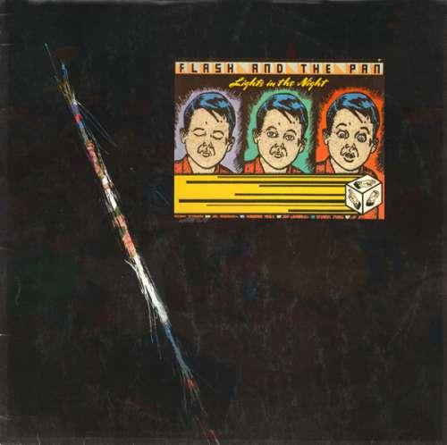 Cover Flash And The Pan* - Lights In The Night (LP, Album) Schallplatten Ankauf