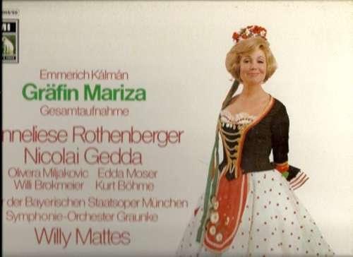 Bild Emmerich Kálmán - Gräfin Mariza (Gesamtaufnahme) (2xLP, BOX) Schallplatten Ankauf