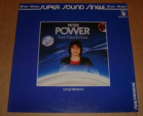 Bild Peter Power - From Face To Face (12, Maxi) Schallplatten Ankauf
