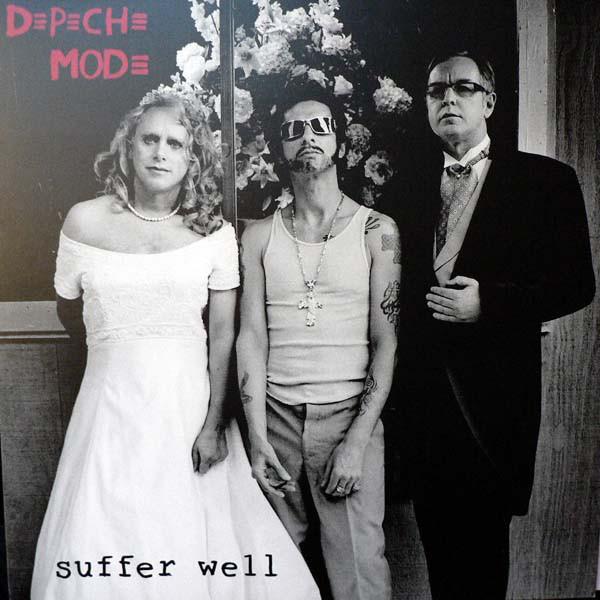 Cover Depeche Mode - Suffer Well (12, Single, Ltd) Schallplatten Ankauf