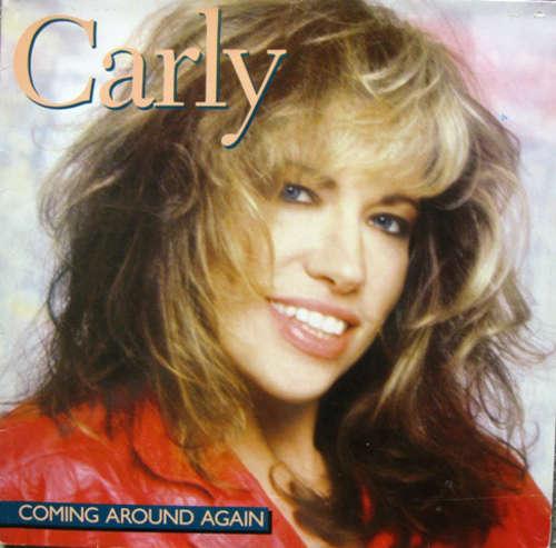 Cover Carly Simon - Coming Around Again (LP, Album) Schallplatten Ankauf
