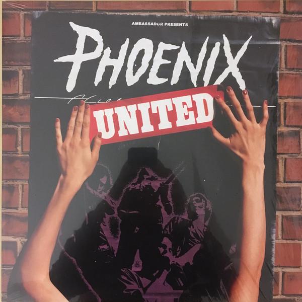 Cover zu Phoenix - United (LP, Album, RE) Schallplatten Ankauf