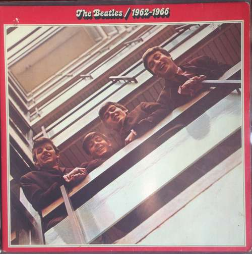 Cover The Beatles - 1962-1966 (2xLP, Comp, Cir) Schallplatten Ankauf