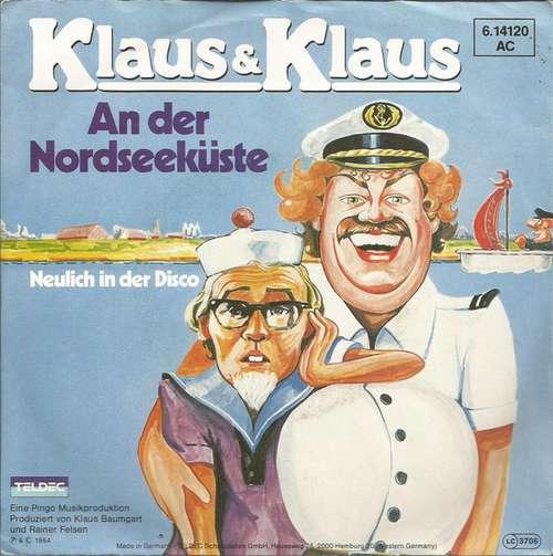 Bild Klaus & Klaus - An Der Nordseeküste (7, Single) Schallplatten Ankauf