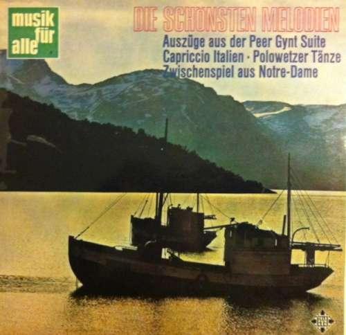 Cover zu Pyotr Ilyich Tchaikovsky, Alexander Borodin, Franz Schmidt, Edvard Grieg - Die Schönsten Melodien (LP, Album, Comp) Schallplatten Ankauf