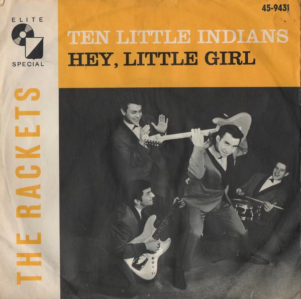 Bild The Rackets* - Ten Little Indians (7, Single) Schallplatten Ankauf
