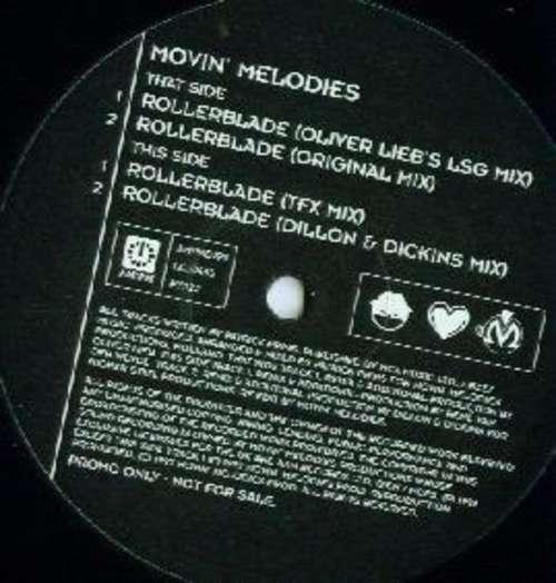 Bild Movin' Melodies - Rollerblade (12, Promo) Schallplatten Ankauf