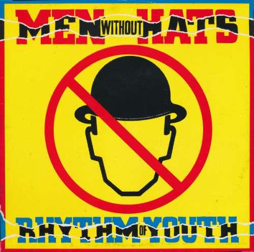 Cover Men Without Hats - Rhythm Of Youth (LP, Album) Schallplatten Ankauf