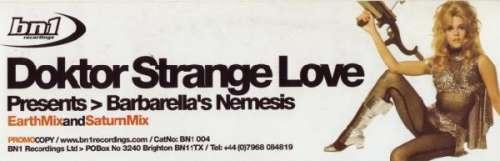 Bild Doktor Strange Love - Barbarella's Nemesis (12, Promo) Schallplatten Ankauf