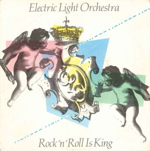 Bild Electric Light Orchestra - Rock 'n' Roll Is King (7, Single) Schallplatten Ankauf