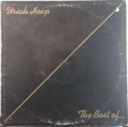 Cover zu Uriah Heep - The Best Of... (LP, Comp) Schallplatten Ankauf