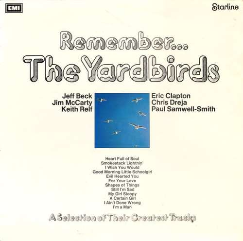 Bild The Yardbirds - Remember... The Yardbirds (LP, Comp, RP) Schallplatten Ankauf