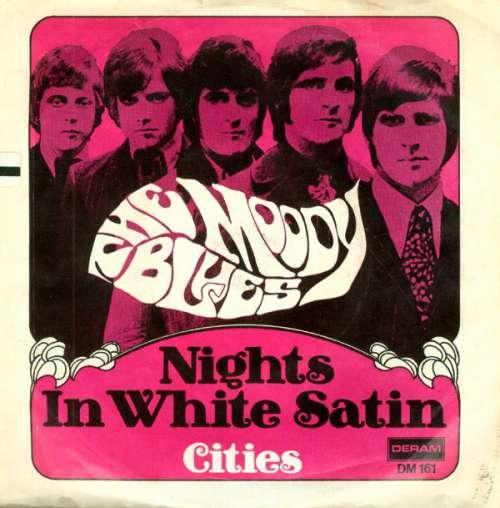 Bild The Moody Blues - Nights In White Satin (7, Single) Schallplatten Ankauf