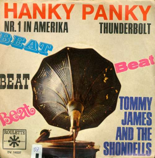 Bild Tommy James & The Shondells - Hanky Panky (7, Single) Schallplatten Ankauf