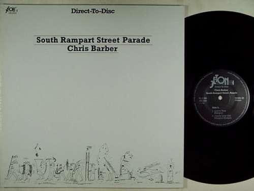 Cover Chris Barber - South Rampart Street Parade (LP) Schallplatten Ankauf