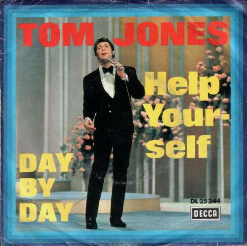 Bild Tom Jones - Help Yourself / Day By Day (7, Single) Schallplatten Ankauf