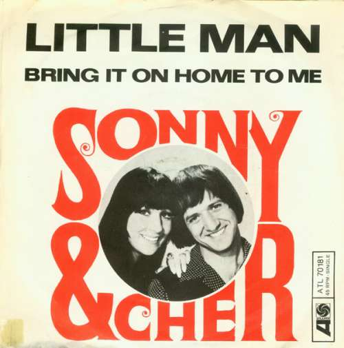 Bild Sonny & Cher - Little Man (7, Single) Schallplatten Ankauf