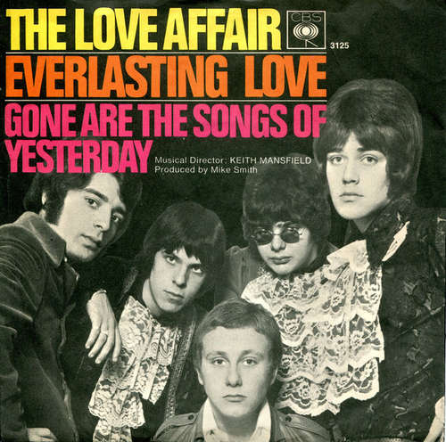 Bild The Love Affair - Everlasting Love (7, Single) Schallplatten Ankauf