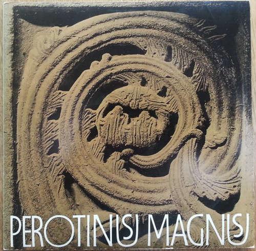 Cover Pérotin, Anonymous, Deller Consort - Musik An Notre Dame In Paris Um 1200 (10, Mono) Schallplatten Ankauf