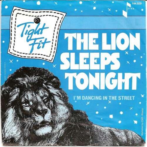 Bild Tight Fit - The Lion Sleeps Tonight (7, Single) Schallplatten Ankauf