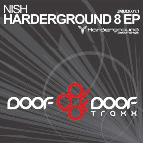 Cover Nish - Harderground 8 EP (12, EP) Schallplatten Ankauf