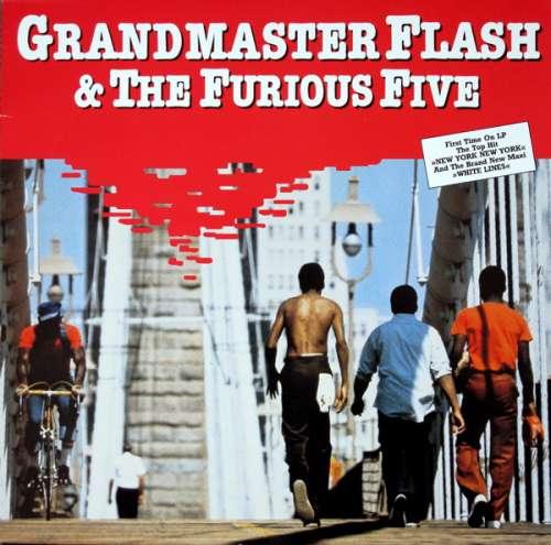 Cover Grandmaster Flash & The Furious Five - Grandmaster Flash & The Furious Five (LP, Comp) Schallplatten Ankauf