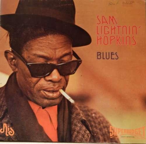 Bild Sam Lightnin' Hopkins* - Blues (LP, Album, RE) Schallplatten Ankauf