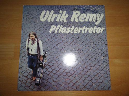 Bild Ulrik Remy - Pflastertreter (LP, Album, P/Mixed) Schallplatten Ankauf
